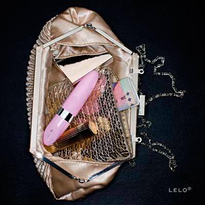 Vibrador mini MIA de la marca LELO
